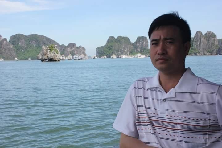 Nhà thơ Chu Minh Khôi với sông quê