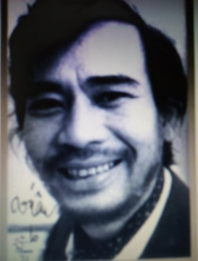 Nhà thơ  Hoàng Anh Tuấn ( nguồn internet)