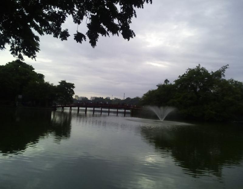 Ảnh Hồ Gươm