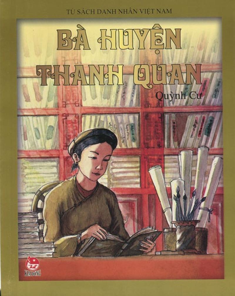 Top 10 Bài thơ hay của Bà Huyện Thanh Quan