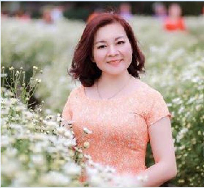 Ảnh cô giáo Nguyễn Thị Hồng Hà