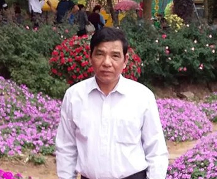 Nhà thơ Đào Mạnh Thạnh