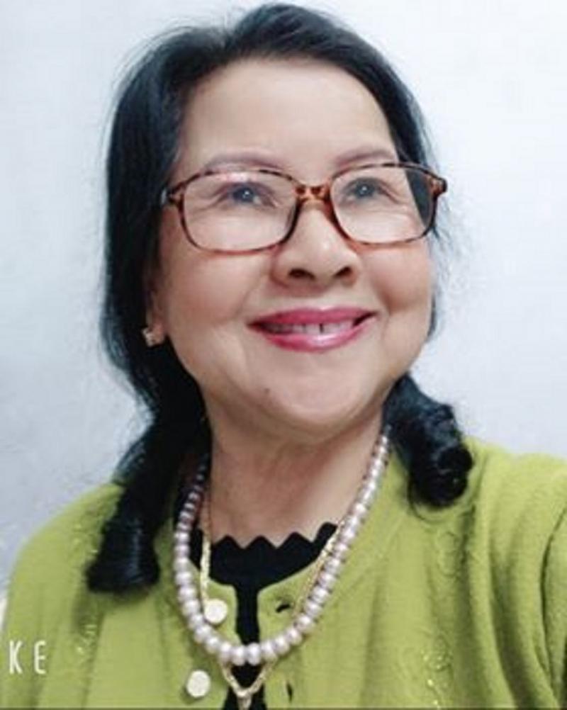 Nhà thơ Nga Lê
