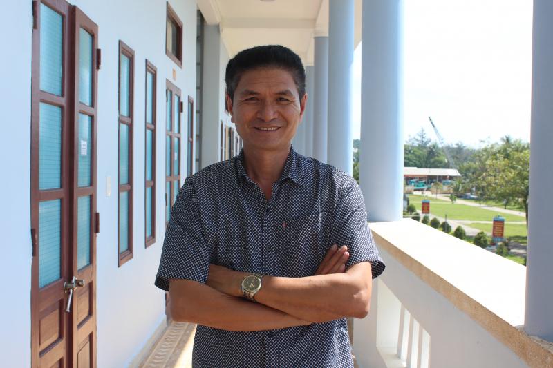 Nhà thơ Phạm Hồng Soi