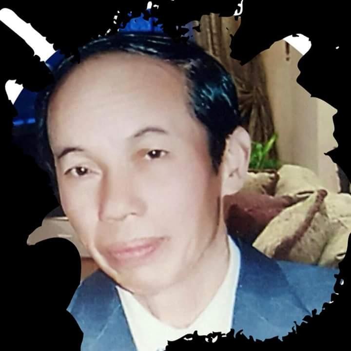 Nhà thơ Phan Huy Hùng