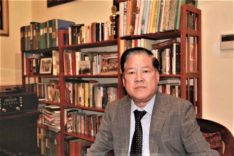 Ảnh chân dung Giáo sư, Tiến sĩ khoa học Phùng Đắc Cam