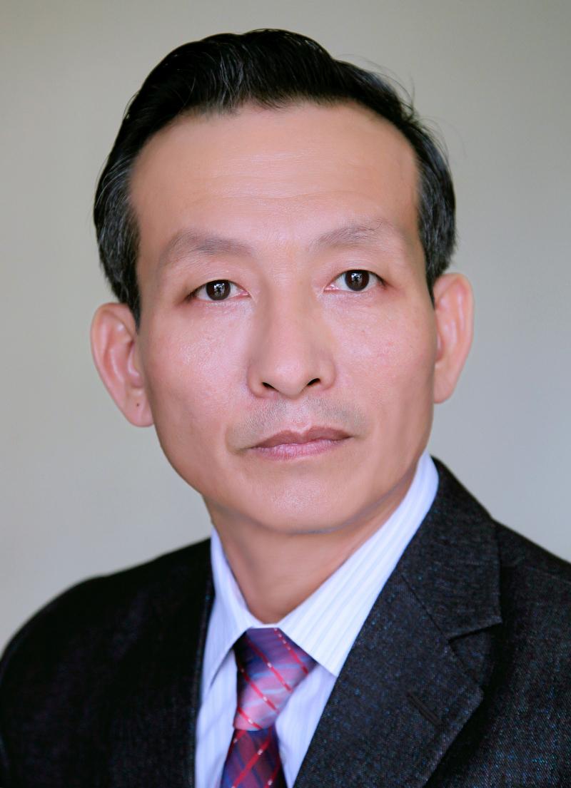 Ảnh nhà thơ Trần Lộc