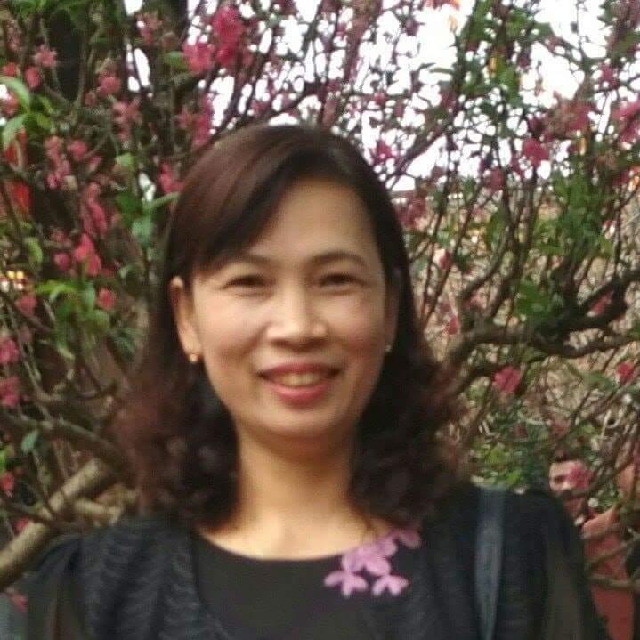 Ảnh tác giả Trịnh Thanh Hằng