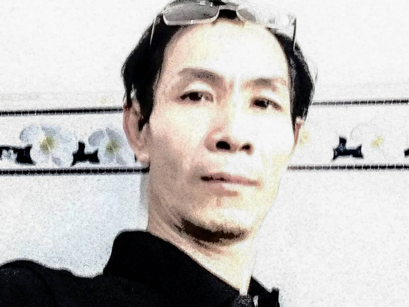 Ảnh chân dung tác giả Vọng Thanh