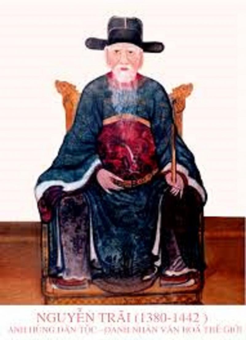 Top 10 Bài thơ hay của vị anh hùng dân tộc Nguyễn Trãi