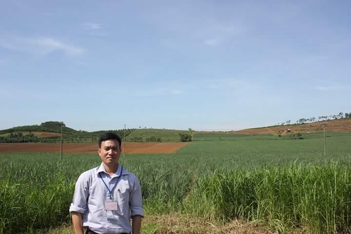 Một chuyến đi tác nghiệp của nhà thơ Chu Minh Khôi
