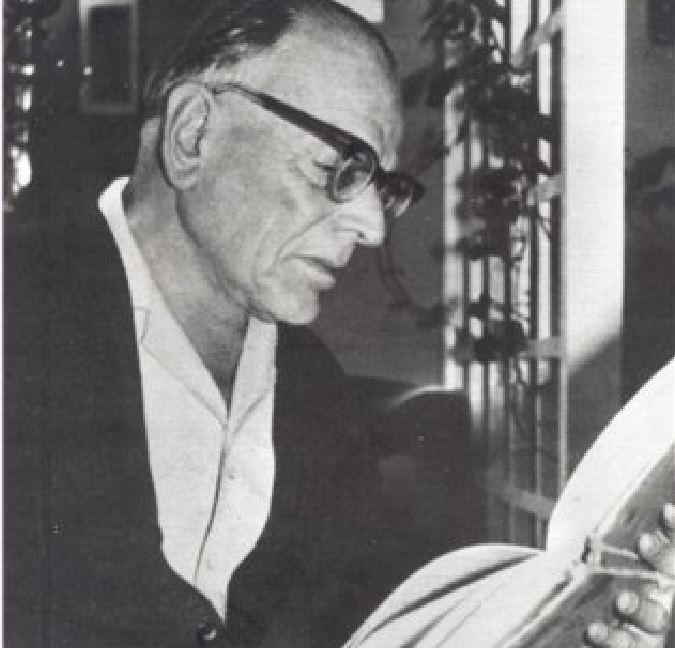 Chân dung nhà văn nga Cônxtantin Pauxtốpxky (1892–1968)