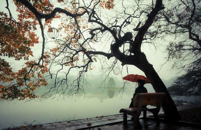 Bài thơ hay viết về những ngày đầu đông