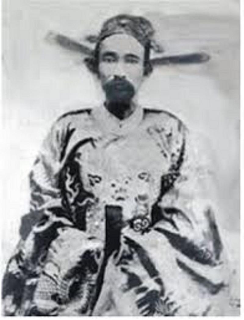 Ảnh chân dung nhà sử học Lê Quí Đôn