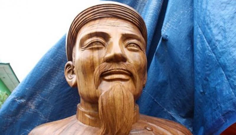 Chân dung Đại thi hào Nguyễn Du