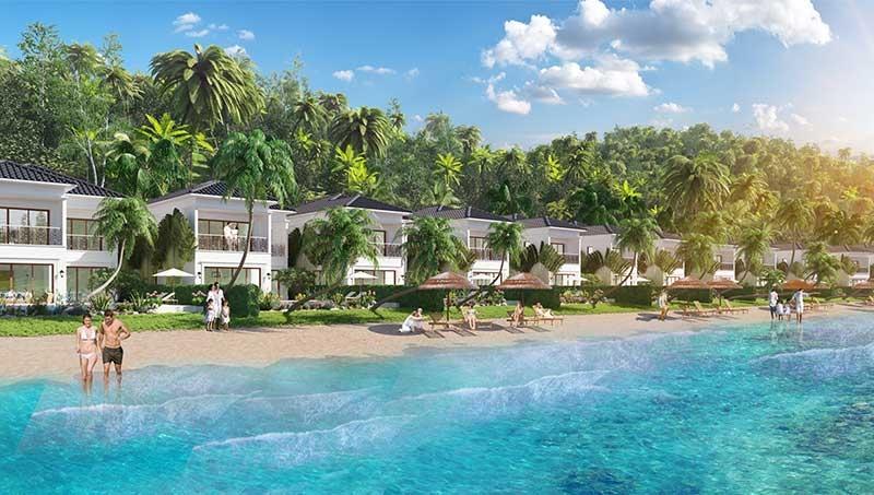 Bãi Trũ là nơi du khách không thể bỏ qua khi đến Nha Trang