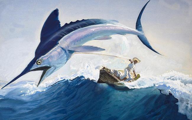 """Top 10 Bài văn phân tích tác phẩm """"Ông già và biển cả"""" của Hê-minh-uê"""