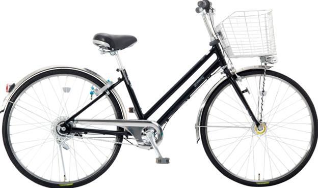 Có xe đạp, em có thể tự mình đi trên con đường đến trường quen thuộc.