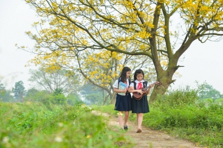 Con đường đến trường