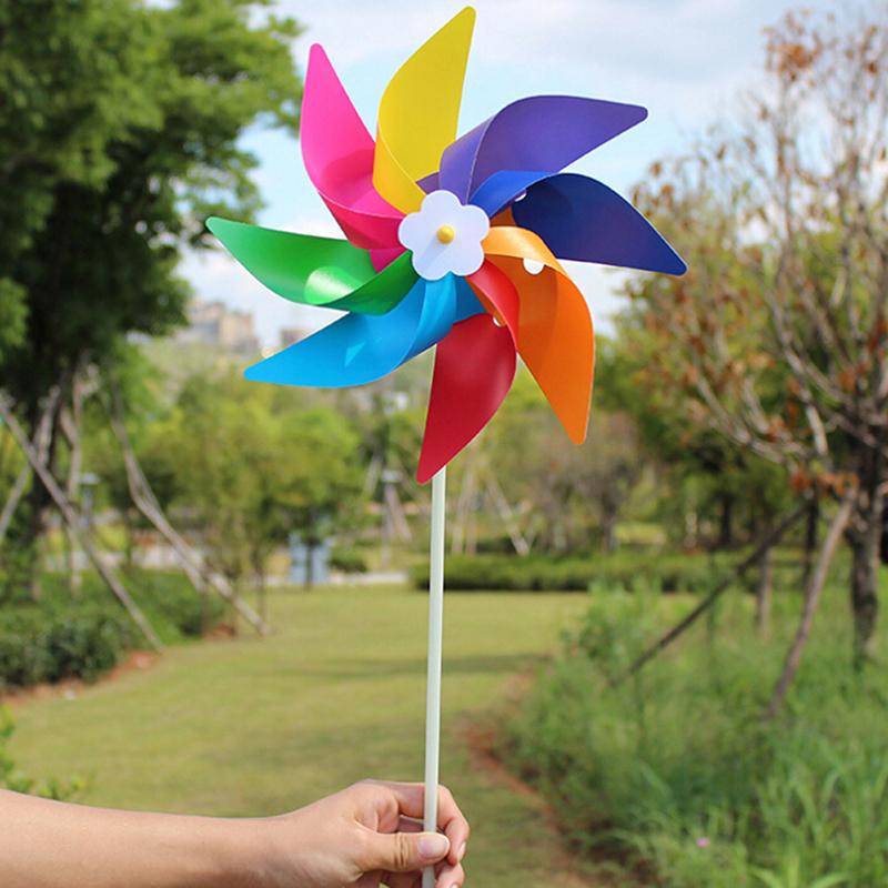Bài văn thuyết minh về món đồ chơi tuổi thơ - Chong chóng
