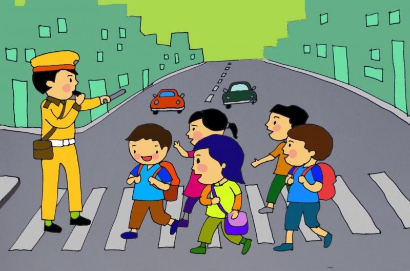 An toàn khi tham gia giao thông