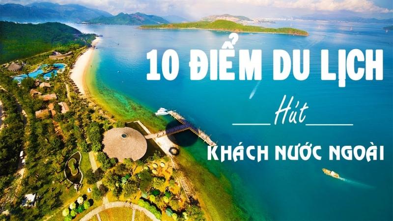 Ảnh minh họa của bài viết tổng hợp Top 10 địa điểm du lịch hút khách nước ngoài