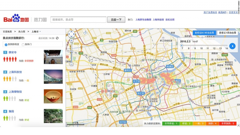 Top 10 website xem bản đồ trực tuyến tốt nhất