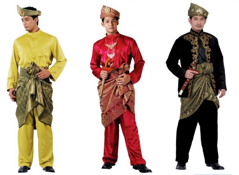 Baju melayu - Malaysia