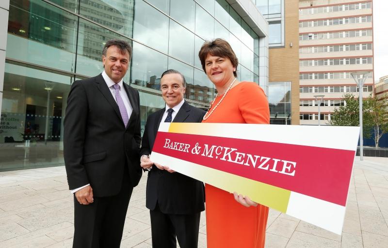 Baker & McKenzie là công ty luật toàn hàng đầu thế giới khi chỉ mất 1 năm để trở thành