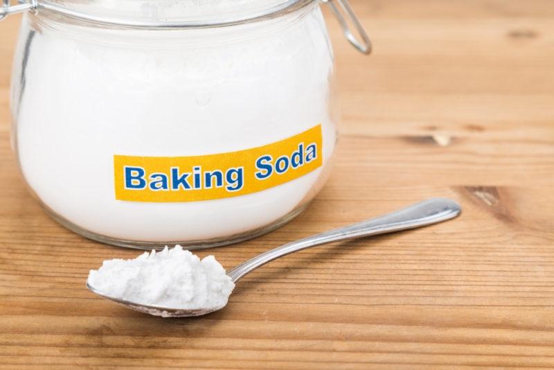 Baking soda là một cứu tinh đa công dụng trong việc làm đẹp.