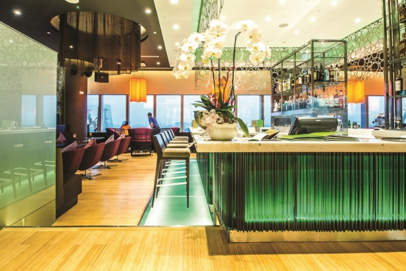 Bamboo Chic - Le Meridien