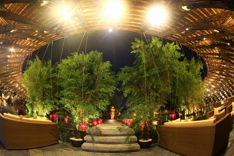 Bamboo Dailai Complex