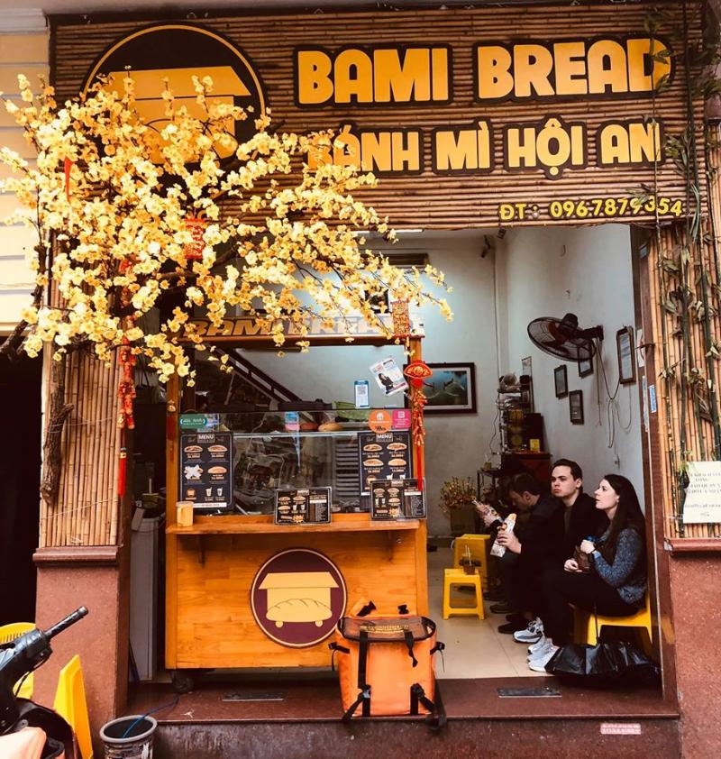 Bami bread - Bánh mỳ Hội An