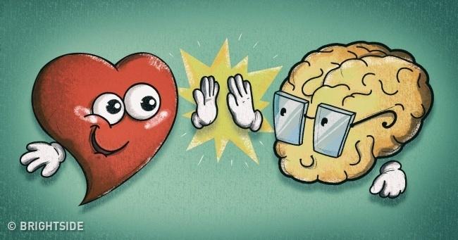 Người mạnh mẽ là người biết cân bằng giữa cảm xúc và lý trí