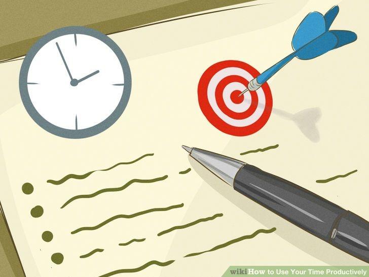 Họ đặt ra mục tiêu rõ ràng và tránh lãng phí thời gian cho những hoat động không hiệu quả