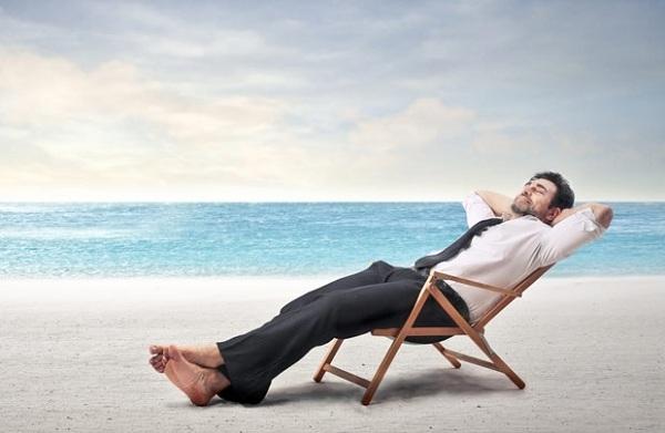 Bạn cần có thời gian nghỉ ngơi để giải tỏa căng thẳng!