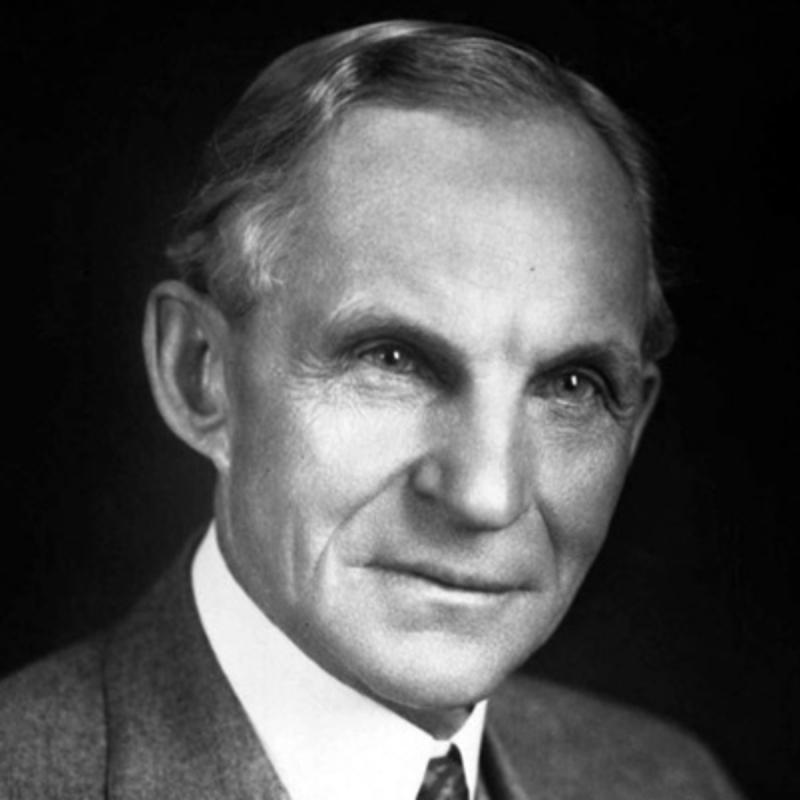 Một trong những câu nói hay của Henry Ford
