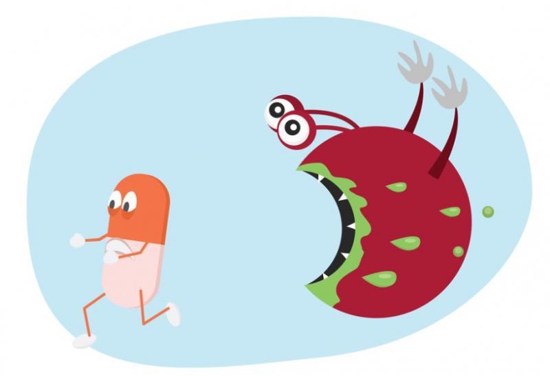 WHO đã thừa nhận khả năng tốc độ gia tăng sự kháng kháng sinh của vi khuẩn sẽ vượt quá tiến trình điều chế kháng sinh