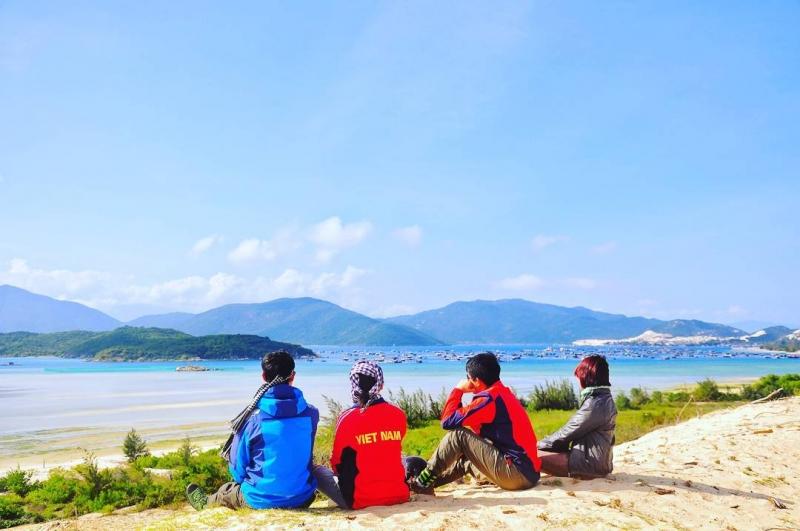 Bán đảo Đầm Môn -  Khánh Hòa