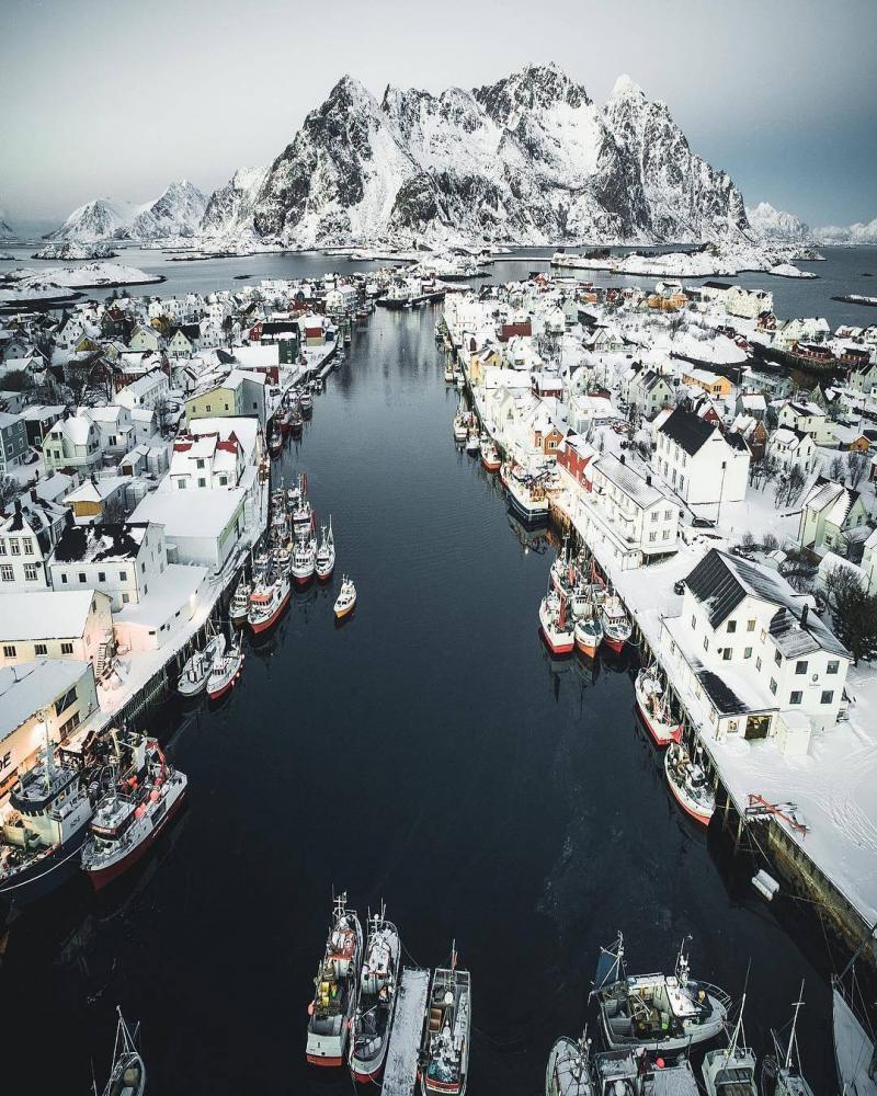 Bán đảo Lofoten, Na Uy