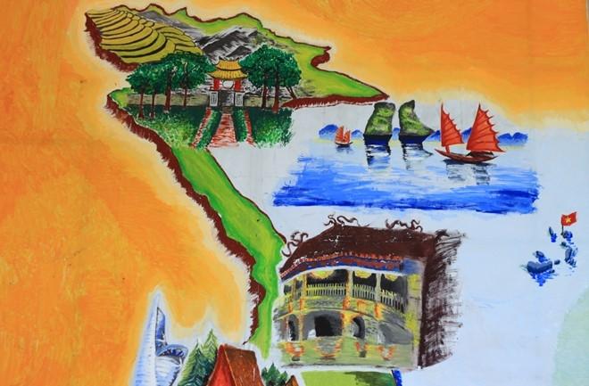 Việt Nam - đất nước của rừng vàng biển bạc