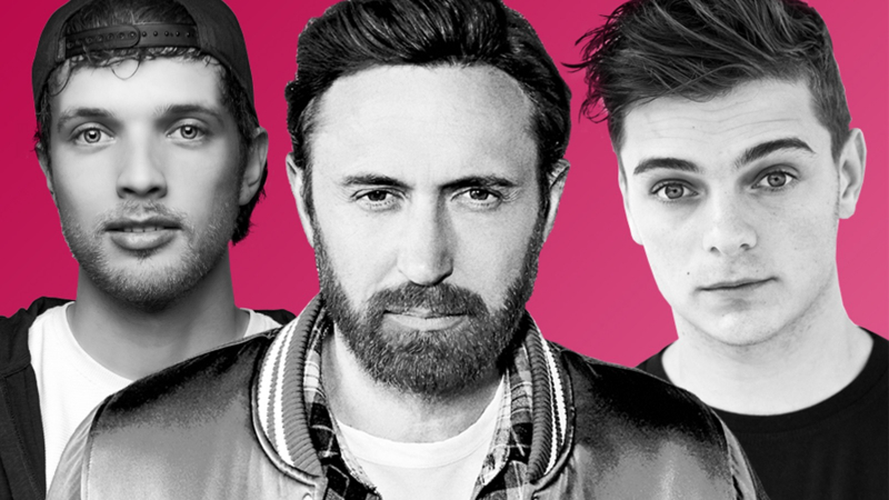 David Guetta, Martin Garrix & Brooks