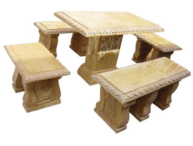 Công ty bàn ghế đá Bluesea