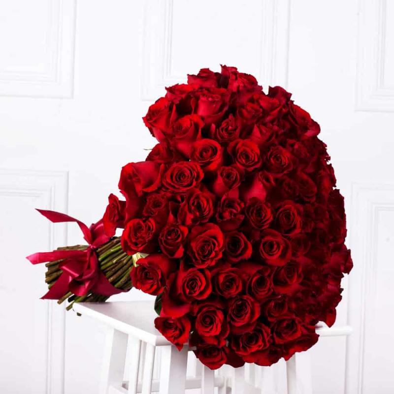 Kinh doanh hoa hồng Valentine