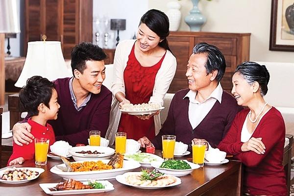 Bạn nhận ra gia đình quan trọng hơn bạn bè