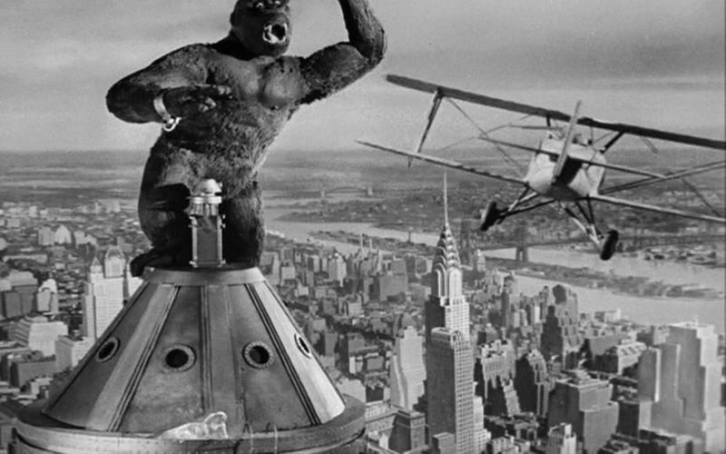 Kong - ông vua quái vật