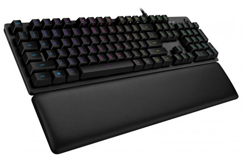 Bàn phím được làm từ hợp kim cứng cáp giúp các phím chắc chắn