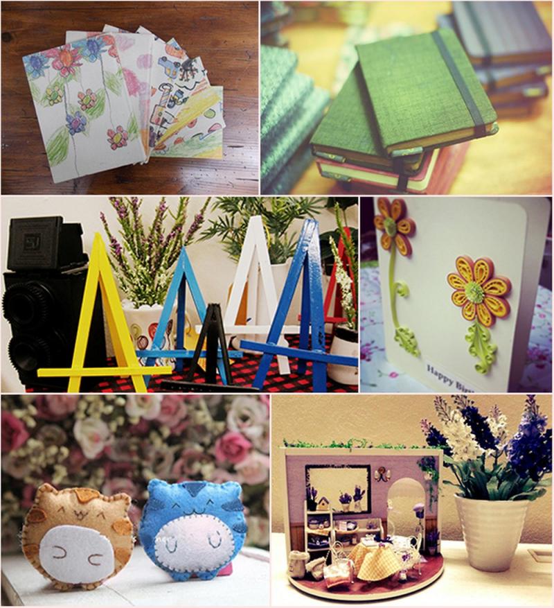 Bán quà tặng online, đồ lưu niệm, thiệp handmade