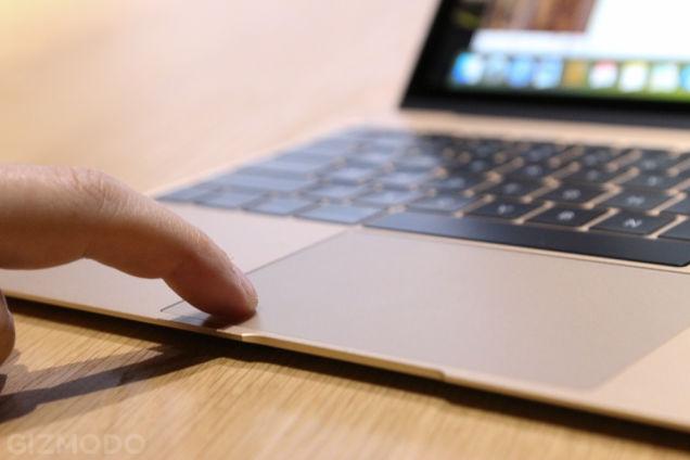 Bàn rê chuột Touchpad to gấp đôi các phiên bản Macbook Pro cũ