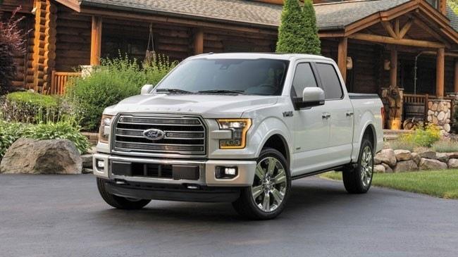Bán tải cỡ lớn tốt nhất: Ford F-150